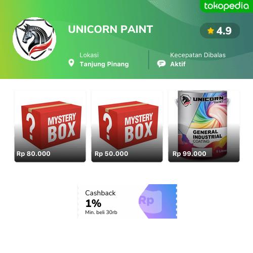official store unicorn paint  jual produk unicorn paint