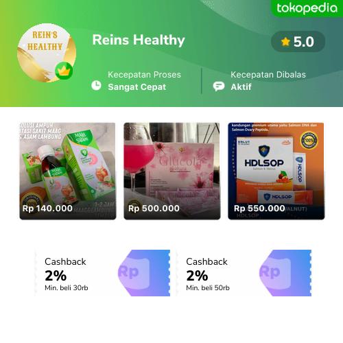 Reins Healthy - Kembangan, Kota Administrasi Jakarta Barat ...