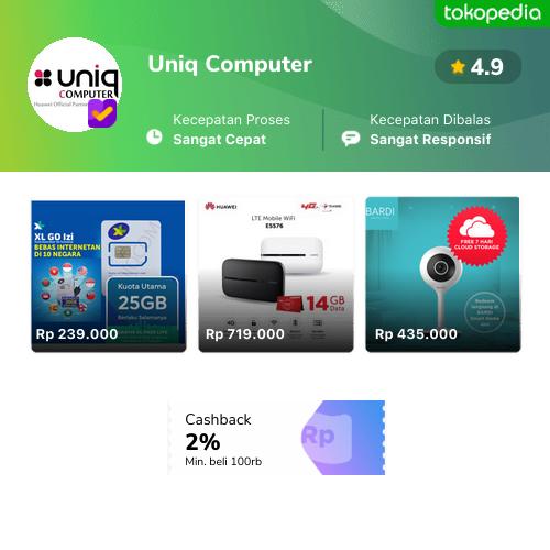 Uniq Computer - Kalideres, Kota Administrasi Jakarta Barat