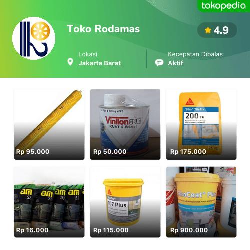 Toko Rodamas - Kembangan, Kota Administrasi Jakarta Barat ...