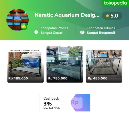 Naratic Aquascape - Pasar Minggu, Kota Administrasi ...