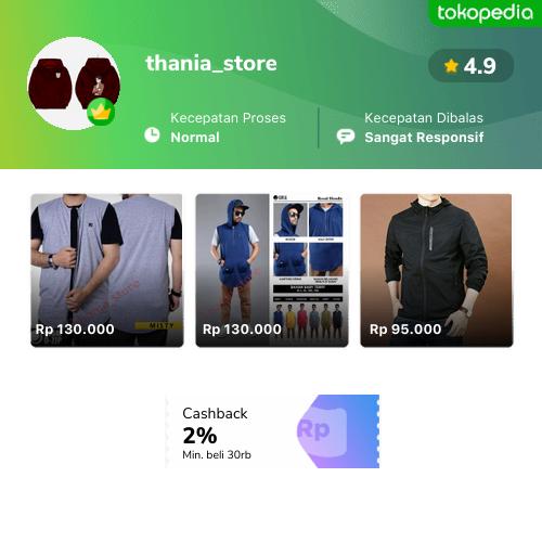 Thania Store Cililin Kab Bandung Barat Tokopedia
