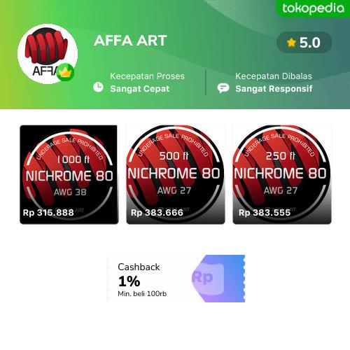 AFFA ART - Cimahi Selatan, Kota Cimahi | Tokopedia