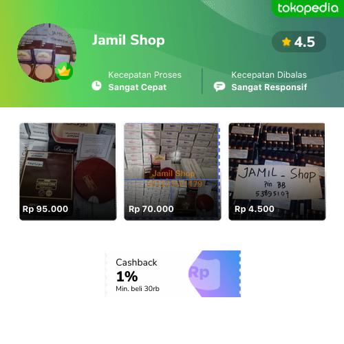 Jamil Shop Benowo Kota Surabaya Tokopedia