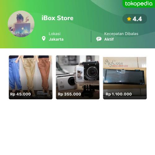 Ibox Store Sawah Besar Kota Administrasi Jakarta Pusat Tokopedia