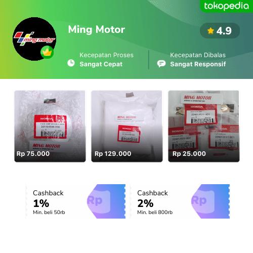 Ming Motor - Legok, Kab. Tangerang | Tokopedia