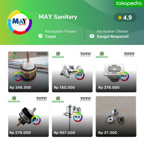 MAY Sanitary - Senen, Kota Administrasi Jakarta Pusat ...