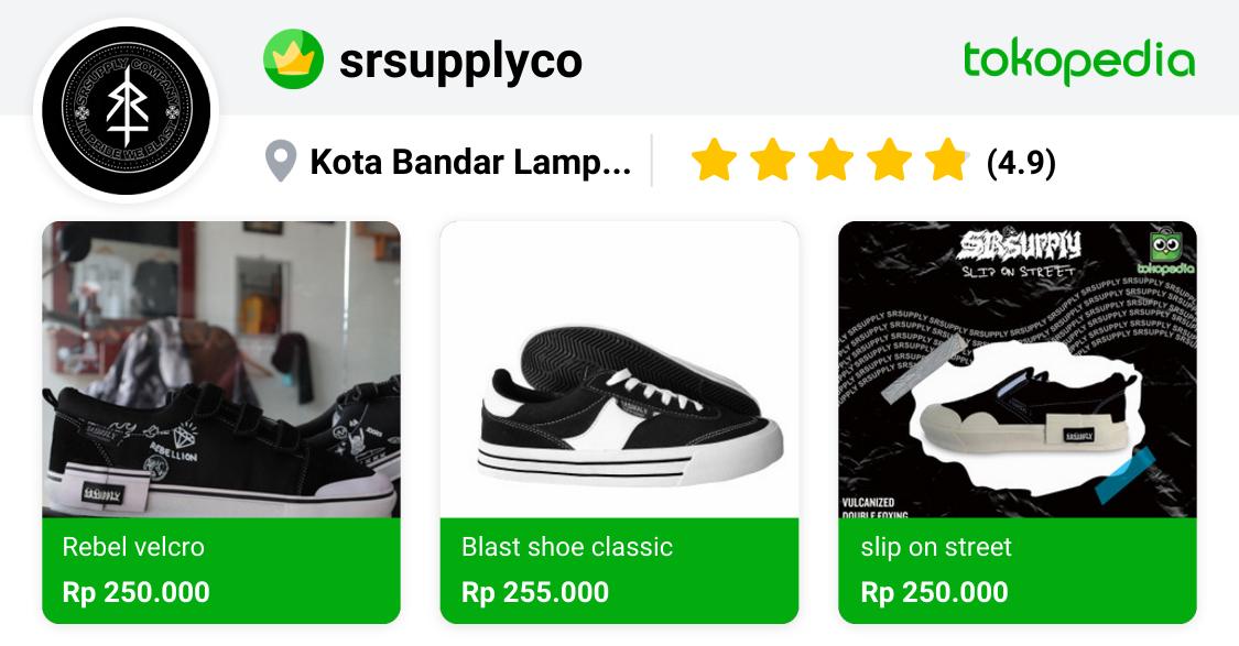 srsupplyco - Kemiling, Kota Bandar Lampung | Tokopedia