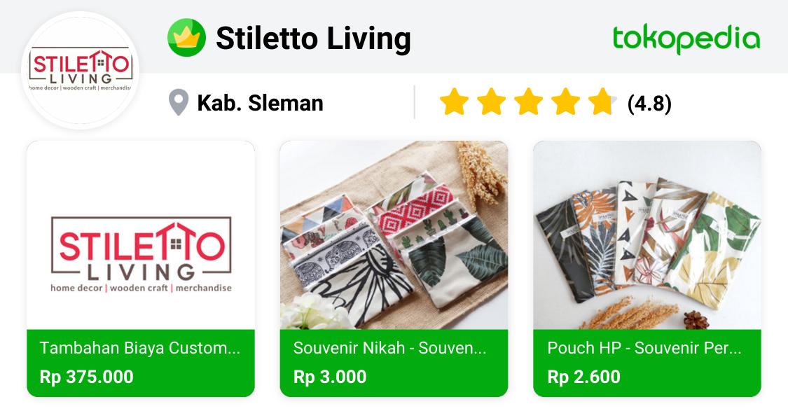 Stiletto Book Depok, Kab. Sleman Tokopedia