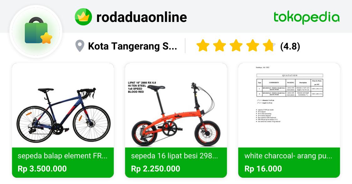 rodaduaonline - Benowo, Kota Surabaya   Tokopedia