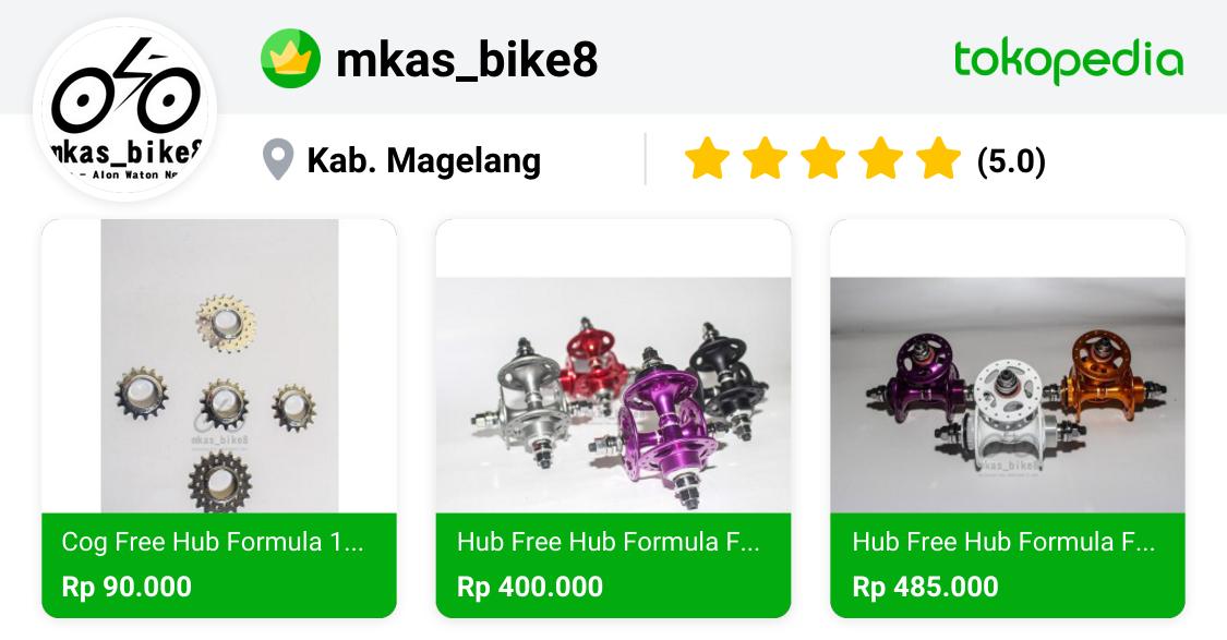 mkas_bike8 - Salam, Kab. Magelang | Tokopedia