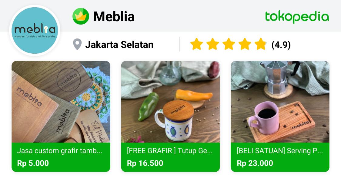 Meblia - Cakung, Kota Administrasi Jakarta Timur | Tokopedia