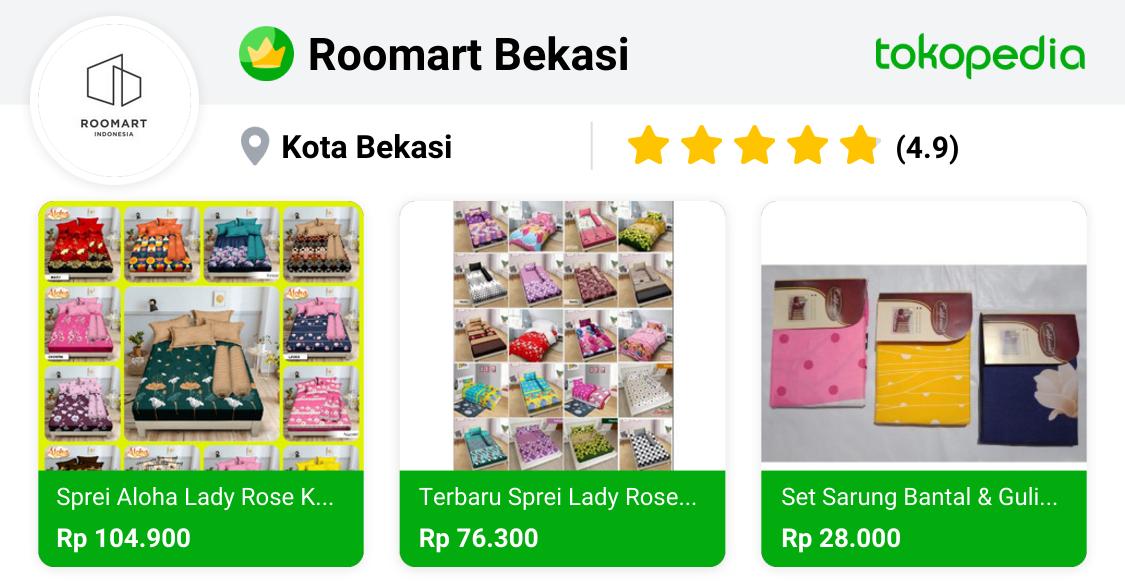 Roomart Bekasi - Bantar Gebang, Kota Bekasi | Tokopedia