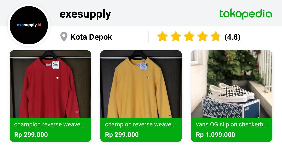 exefootwear Depok, Kota Depok Tokopedia