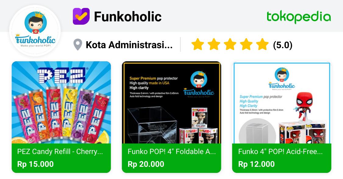Funkoholic - Penjaringan, Kota Administrasi Jakarta Utara