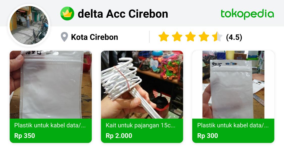 Delta Acc Cirebon - Kesambi, Kota Cirebon