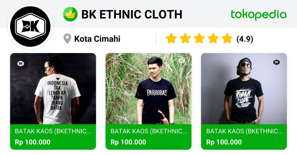 BK ETHNIC CLOTH - Cimahi Utara, Kota Cimahi | Tokopedia