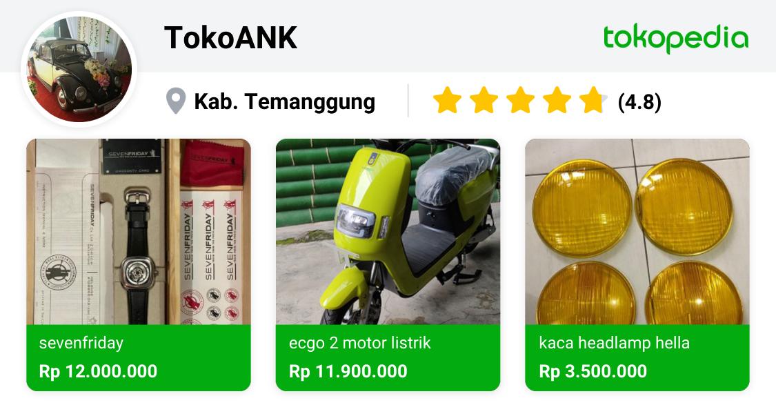 TokoANK Depok, Kab. Sleman Tokopedia