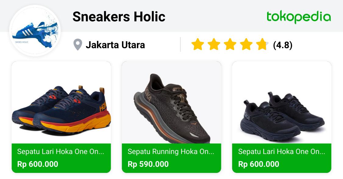 Sneakers Holic Kebayoran Lama, DKI Jakarta | Tokopedia