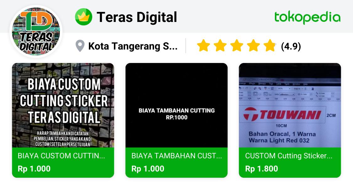 Teras Digital - Ciputat, Kota Tangerang Selatan   Tokopedia