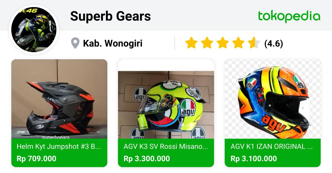 Superb Gears - Kelapa Gading, Kota Administrasi Jakarta