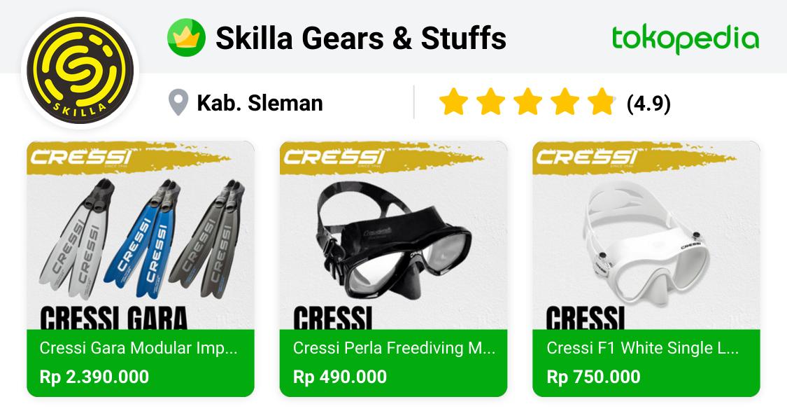 Skilla Gears & Stuffs - Depok, Kab  Sleman | Tokopedia
